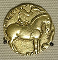 Gold coin of Kumaragupta I.jpg