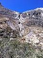 Golden Waterfalls from Santa Cruz Track, Cordillera Blanca, Peru - panoramio.jpg