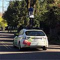 Google Street View car in Portland, Oregon.jpg