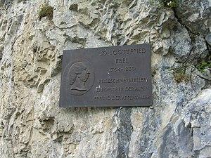 Johann Gottfried Ebel