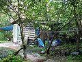 Goussainville (95), habitat précaire près du chemin du Pont de l'Etang.jpg