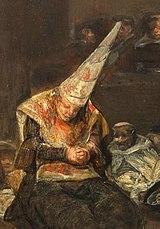 Sambenido - Goya.