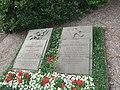Grabstein von Theodor und Caroline Fliedner in Kaiserswerth - DSCF0723.jpg