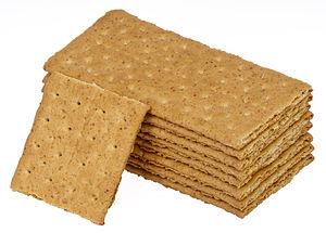 Graham cracker - Image: Graham Cracker Stack