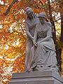 Graham Monument, Allegheny Cemetery, 2015-10-27, 02.jpg