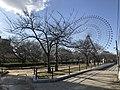 Grand ferris wheel of Tempozan Harbor Village and Tempozan Park.jpg