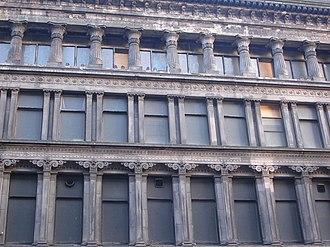 Alexander Thomson - Thomson's Egyptian Halls on Union Street