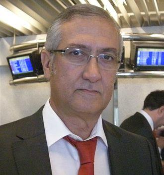 Gregorio Manzano - Image: Gregorio Manzano 2