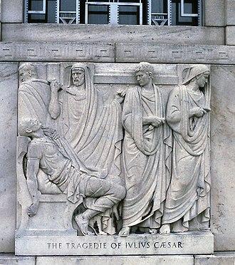 John Gregory (sculptor) - Image: Gregory caesar