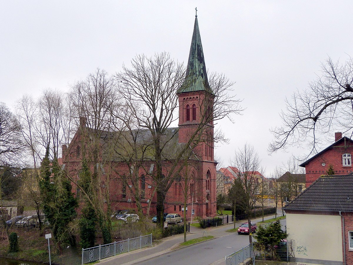 St Joseph Greifswald