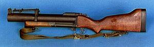 M79 grenade launcher - M79