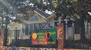 Omenala Griot Afrocentric Teaching Museum - Griot Museum