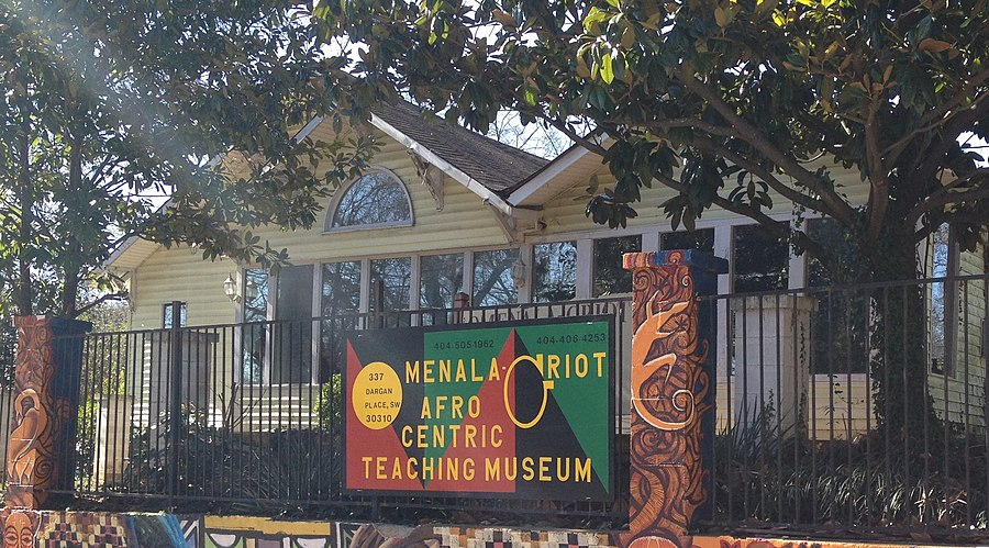 Omenala Griot Afrocentric Teaching Museum
