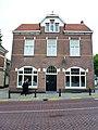 Groesbeek (NL) café Dorpsstraat 4, Kloosterstraat 1 gevel Dorpsstraat.JPG