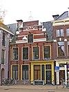 foto van Renaissancehuis met brede Vlaamse top