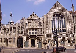 Guild hall in Kings Lynn 02