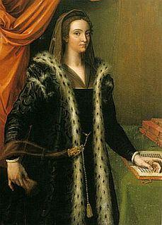 Giulia Gonzaga Italian noblewoman of the Renaissance