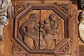 Guimiliau - Enclos paroissial - l'ossuaire - PA00089998 - 028.jpg