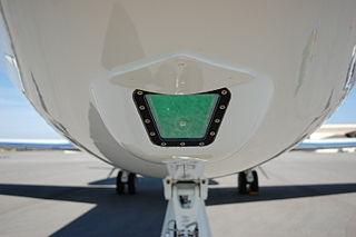 Enhanced flight vision system