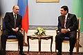 Gurbanguly Berdimuhammedow - Putin.jpg