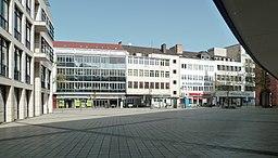 Gustav-Regler-Platz in Saarbrücken