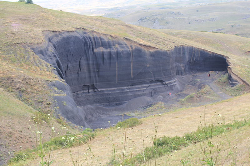 Файл:Gutanasar. Mount of Armenia 1. Lava.JPG