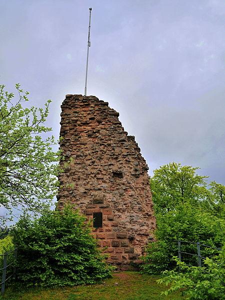 Burg Guttenberg bei Böllenborn