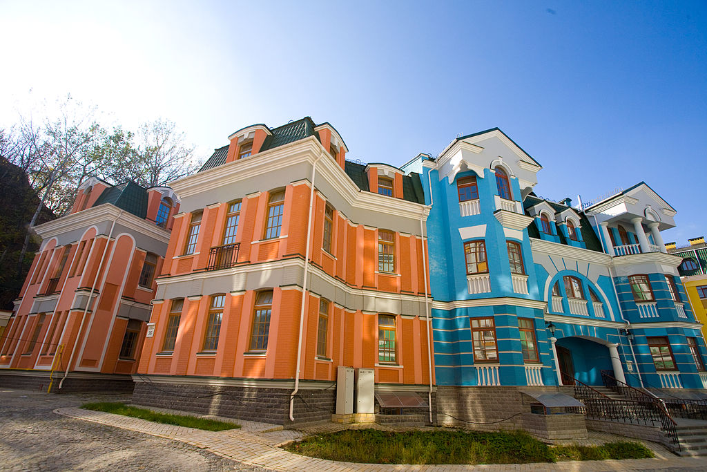 Охрана жилых комплексов – фото