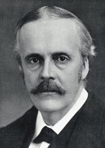 English: Arthur James Balfour, 1st Earl of Bal...