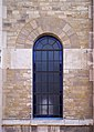 Hôpital Charles-Foix, Ivry-sur-Seine - Chapel, Stained Glass Window.jpg