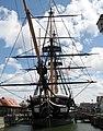 H.M.S. Trincomalee, Hartlepool Maritime Experience - geograph.org.uk - 1605079.jpg