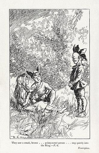 Puck of Pook's Hill - Image: H. R. Millar Rudyard Kipling Puck of Pook's Hill 1
