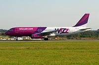 HA-LWO - A320 - Wizz Air