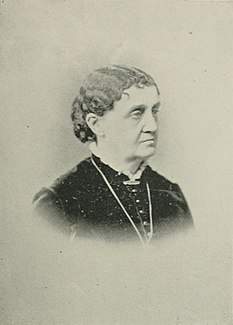 Harriet Newell Kneeland Goff American temperance reformer and author