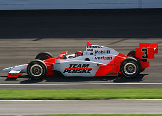 2009 Indianapolis 500 - Hélio Castroneves won his third Indianapolis 500, following victories in 2001 and 2002.