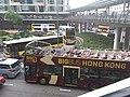 HK 中環 Central 干諾道中 Connaught Road August 2018 SSG Big Bus 01.jpg