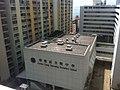 HK 華富邨 Wah Fu Estate view 明愛莊月明中校 Caritas Chong Yuet-Ming Primary School roof March-2012.jpg