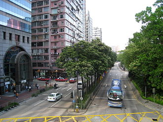 Chatham Road - Image: HK Chatham Road South 2009