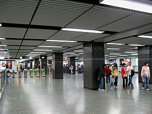 Diamond Hill Station - Diamond Hill Station Concourse