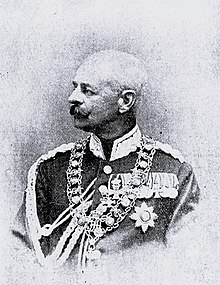 Photographie du grand-duc d'Oldenbourg