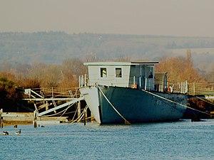 HMS Sidlesham (M2729) - Image: HMS Sidlesham