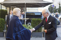 HM King Carl XVI Gustaf with the President of Republic of Lithuania Dalia Grybauskaitė .png