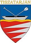 Huy hiệu của Tiszatarján