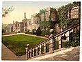 Haddon Hall, steps, Derbyshire, England-LCCN2002696685.jpg