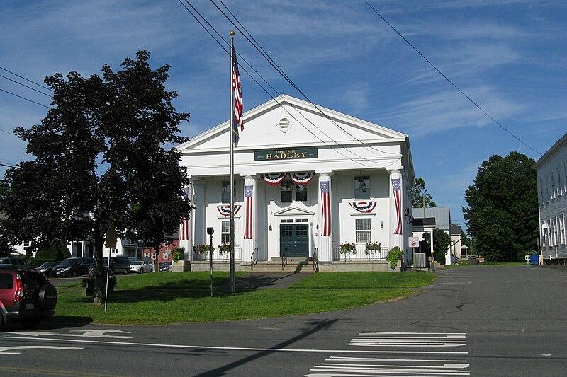 File:Hadley Town Hall, MA.jpg