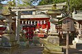 Hahaso Inari Shrine(Ork Inari Shrine) - 柞稲荷神社 - panoramio.jpg