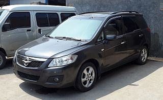 Haima Freema Motor vehicle