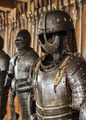 Halvrustning, 1600-talets andra hälft - Skoklosters slott - 108849.tif