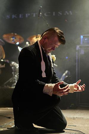 Skepticism (band) - Würzburg, Germany, 2015