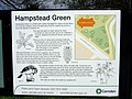 Hampstead Green information board - geograph.org.uk - 754350.jpg